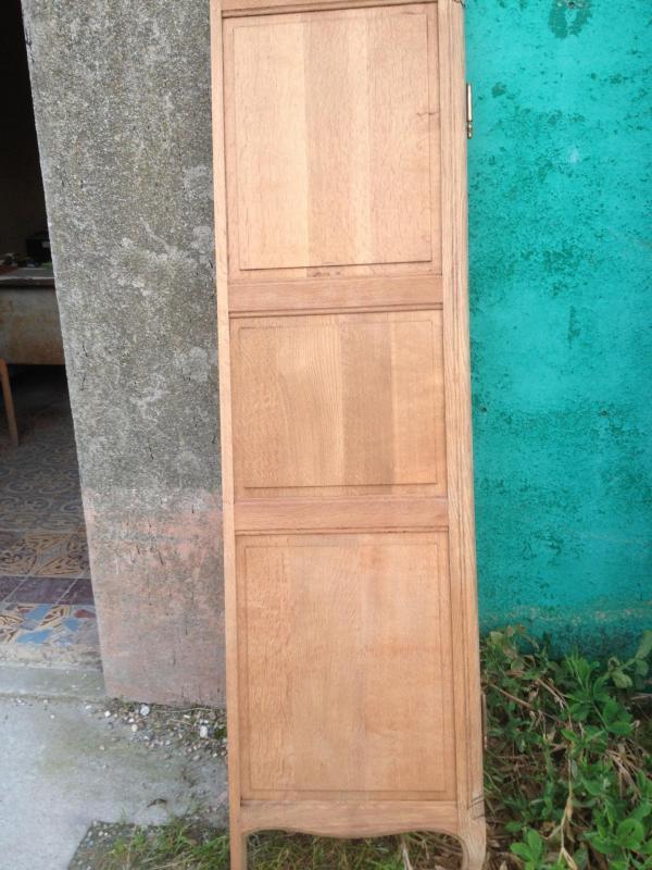 décapage porte armoire